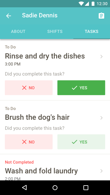 task-list-during-shift-2-complete-transition
